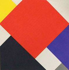 Theo van Doesburg, Counter Composition (1924)
