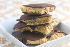 Chocolate PB Squares