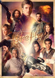 firefly poster / beautiful!