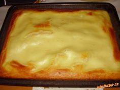 Koláč s tvarohem Lasagna, Food Porn, Ethnic Recipes, Lasagne, Treats