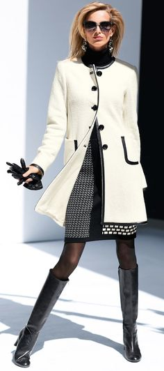 LOOKandLOVEwithLOLO: Madeleine Fall 2014 New Arrivals (UPDATED). One of my favorite looks. I really love everything about this whole ensemble. Pretty, classy, chic, sexy.
