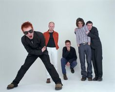 Pictures of Radiohead
