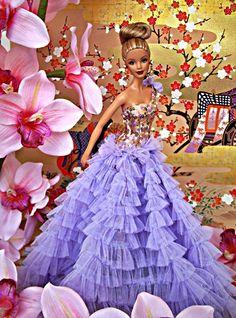 Concurso de Bonecas: Miss Beauty Doll 2011 Evening Gown - Gropo I -  GREECE