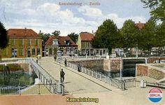 Bruggen Zwolle (jaartal: 1930 tot 1940) - Foto's SERC