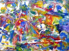 """Saatchi Art Artist Igor Eugen Prokop; Painting, """"LOCOMOTIVE 424"""" #art"""
