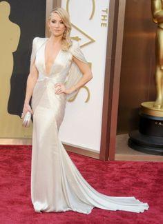 Antonia O'Brien shares her Oscars 2014 red carpet run down: Kate Hudson
