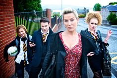 Waterloo Road's Barry family always trouble when they are around Bbc Drama, Drama Film, Ackley Bridge, Free Films Online, Waterloo Road, Episode Online, Tv Episodes, The New School, Season 8