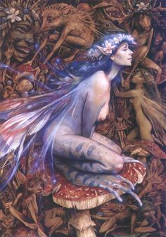 Froud faery....sam this is all you