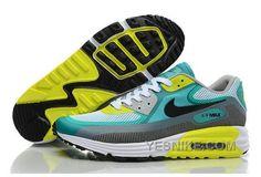 Big Discount 66 OFF Nike Air Max 90 Premium Comfort EM Herr Svart Volt Flash