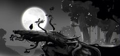 Inspirational Art Work • gamefreaksnz: E3 2014: Ori and the Blind Forest...