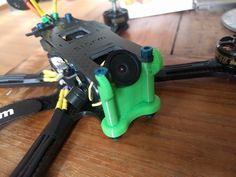 3DPOWER Ultimate TPU GoPro Session FPV Case and Mount TPU Parts