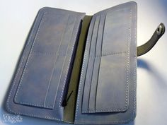 Magda's Leather Bag