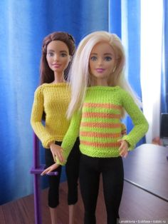 Кофточки для базового гардероба Barbie, Liv / Одежда для кукол / Шопик. Продать купить куклу / Бэйбики. Куклы фото. Одежда для кукол