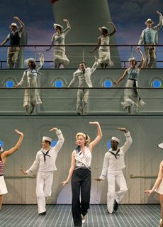 Anything Goes, the first-class musical comedy, is sailing to Pittsburgh April 16, 2013 - April 21, 2013