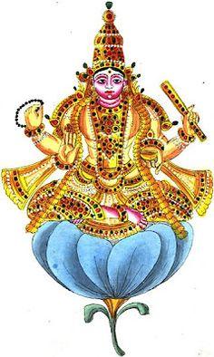 Lord Shukra Sukra Venus Vedic Astrology Hindu Hinduism