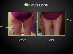 Another amazing It Works! wrap result!! Look at these results! Give one a try!!! https://jessicacaverlywraps.myitworks.com/Home