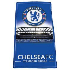 Extra large - chelsea #football club #'stadium' beach bath #towel boys kids gift,  View more on the LINK: 	http://www.zeppy.io/product/gb/2/322222075493/