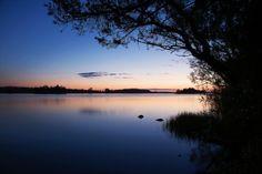 Blue Lake - Tapetit / tapetti - Photowall