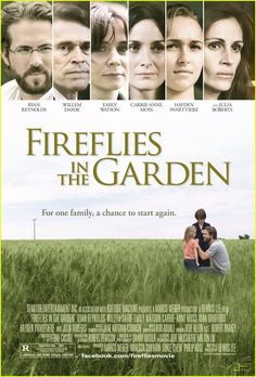 Fireflies In The Garden - Ryan Reynolds, Willem Dafoe, Emily Watson, Carrie-Ann Moss, Julie Roberts Tv Series To Watch, Movies And Series, Movies To Watch, See Movie, Movie List, Movie Tv, Rush Movie, Hard Movie, Ryan Reynolds