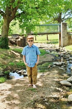 BARLOW GIRLS PHOTOGRAPHY! #photography #clarksvile #fortcampbell #outdoors #photoshoot  #boy #children #creek
