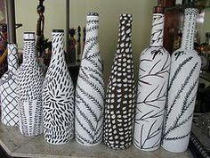 Arte do Bem Feliz: Reciclagens com garrafas de vidro