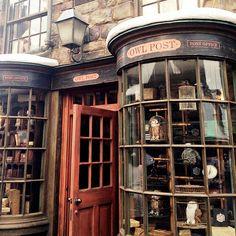 Imagem de harry potter, owl, and owl post