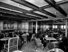 Interiors of the Titanic - Retronaut