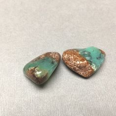 Tumbled Chrysoprase stones by trunksale on Etsy #trunksalesupplies #tumbledstone #chrysoprase #wirewrapping #jewelrysupplies #wicca #reiki #earthy