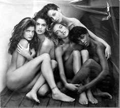 Herb Ritts the original supermodels