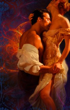 romantic painting; paintings; couples; lovers; romance; art; man; woman; beautiful; beauty; romance novel inspired