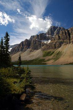 Bow Lake ~ Banff National Park ~ Alberta ~ Canada