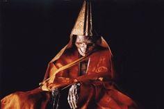The self-mummified monks of Japan.