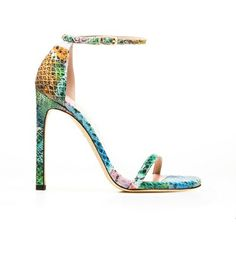 NUDIST: Sandals : Shoes | Stuart Weitzman