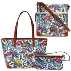 New Dooney & Bourke Handbags Releasing in November 2016 at Disney Parks