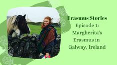 Are you considering taking part in the Erasmus programme? In this interview, Margherita shares her Erasmus experience in Galway, Ireland. County Cork Ireland, Dublin Ireland, Ireland Vacation, Ireland Travel, Ireland Landscape, Greenwich Village, Paris Travel, Culture Travel, Belfast