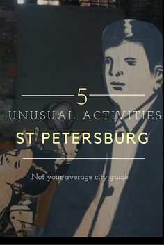 When you visit St Petersburg there are the standard must-see tourist attractions – the Church of the Saviour on Blood, the Hermitage Museum and Winter Palace. But what are the most unusual things to do in St Petersburg? Here are my top 5 unusual things to do in St Petersburg that will show you a different side to the city. They are guaranteed to make you fall in love with this incredible city (like I have), and you will be sad when your visit is over.