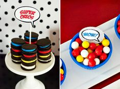 {Budget Friendly} Comic Book Style Super Hero Party