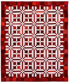 Autumn Splendor, 2013 raffle quilt at Northshore Quilters Guild (Milwaukee, Wisconsin)