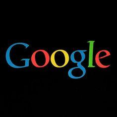 Logo Google Black