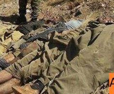 PKK'lılara, Kobra'lar bomba yağdırdı çok sayıda leş var   Haberhan Siyasi Güncel Haber Sitesi