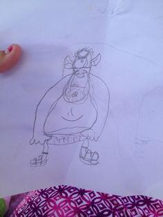 Jackson's cyclops Jackson's Art, Cyclops, 8 Year Olds