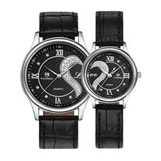 Matching Heart Wrist Watches for Couple. His & Hers gift ideas. (Best birthday gifts for boyfriend) Birthday Gifts For Boyfriend, Great Birthday Gifts, Boyfriend Gifts, Long Distance Boyfriend, Glitter Birthday, Cool Gifts, Wrist Watches, Pairs, Romantic