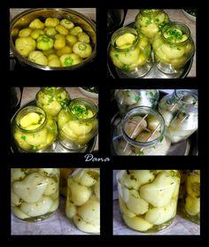 Danina kuhinja: Zimnica