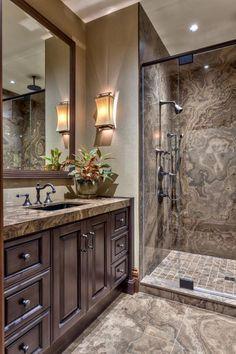 Master Bathroom Design Ideas | Master bathrooms, Bathroom designs ...