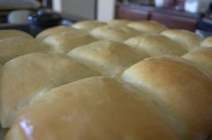 Day 343 - A Copycat Recipe - Texas Roadhouse Rolls - 365 Days of Baking