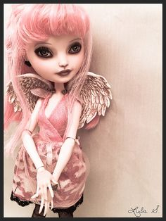 Repaint Ever After High C.A. Cupid Doll