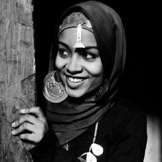 Nubian young woman - Egypt