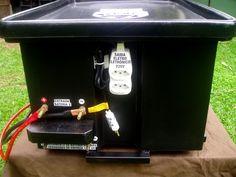Dois engenheiros brasileiros criaram uma maneira simples de produzir energia limpa: prometem transformar caixas d'água em miniusinas hidrelétricas.