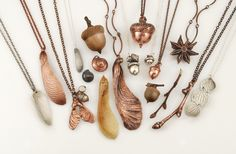 Copper Jewelry Artist Spotlights | ha! | Highlandtown Arts District Made By Allison