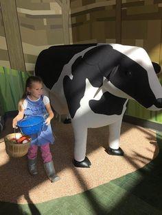 Josh Duggar Dressed Like a Cow in Public!